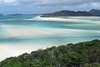 Whitehaven Beach - just stunning